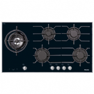 MIELE KM3054 Gas hob | Electronic functions for user convenience